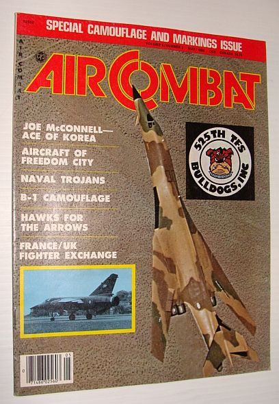 Image for Air Combat Magazine, May 1980 - Special Camouflage and Markings Issue