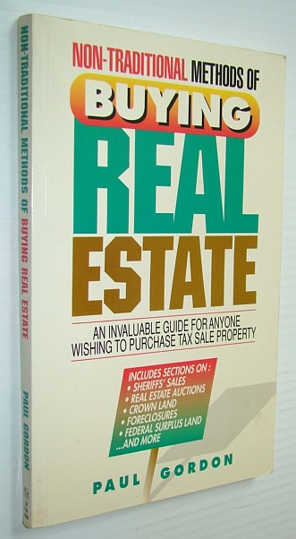Image for Non-traditional Methods of Buying Real Estate