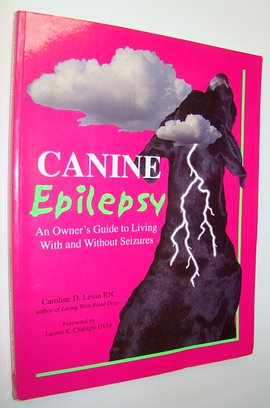 Image for Canine Epilepsy: An Owner's Guide to Living With and Without Seizures