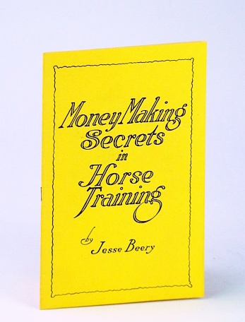 Image for Money Making Secrets in Horse Training