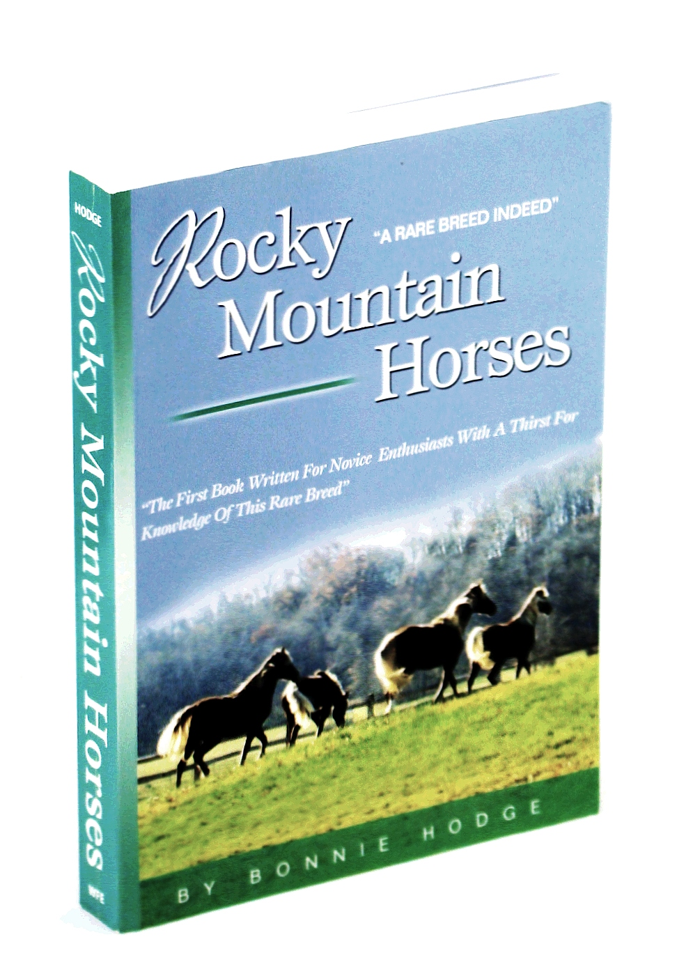 Image for Rocky Mountain Horses