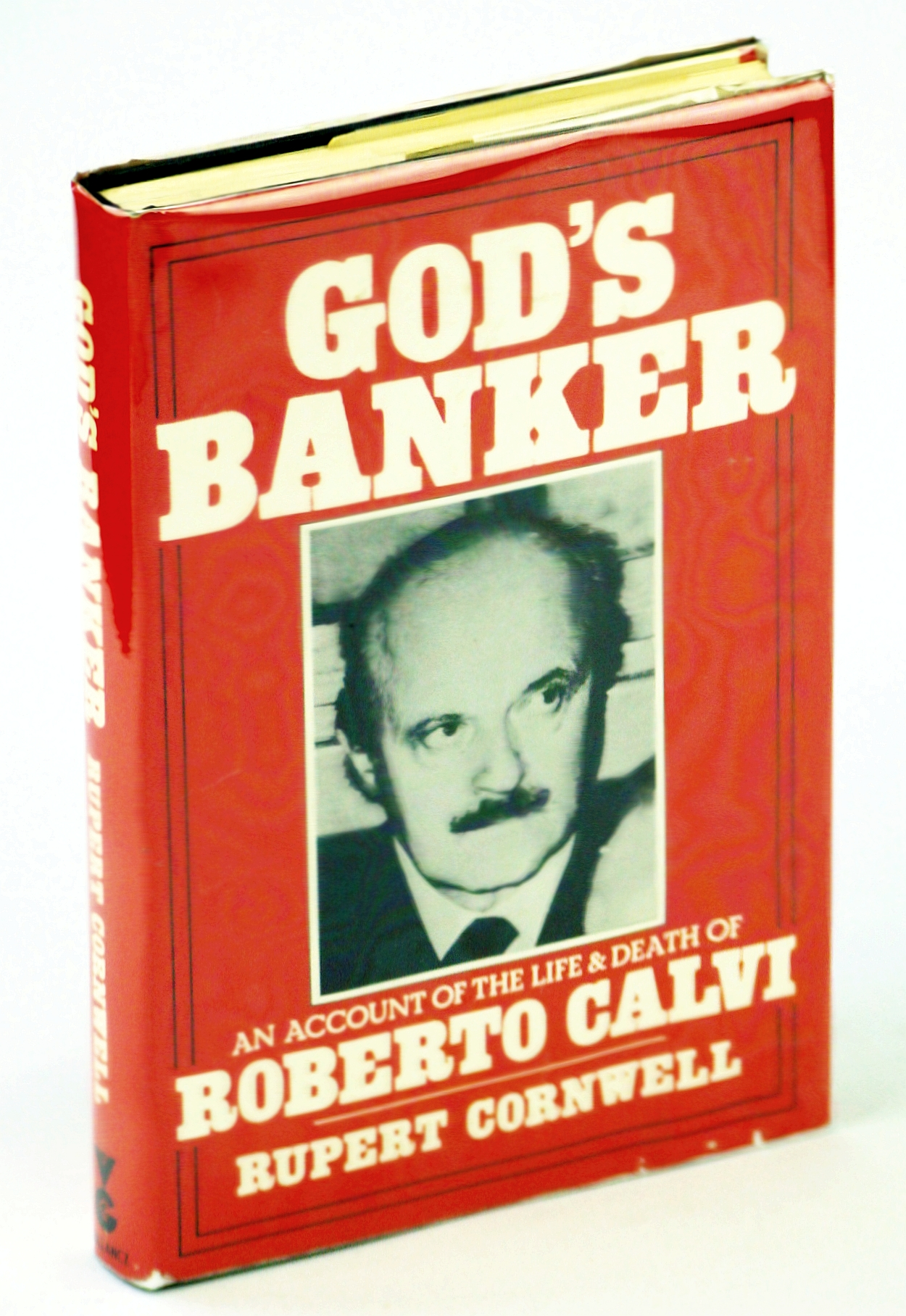 Image for God's Banker: An Account of the Life and Death of Roberto Calvi