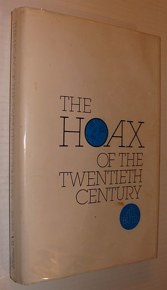 Image for The Hoax of the Twentieth Century
