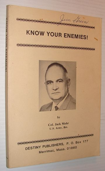 Image for Know Your Enemies!