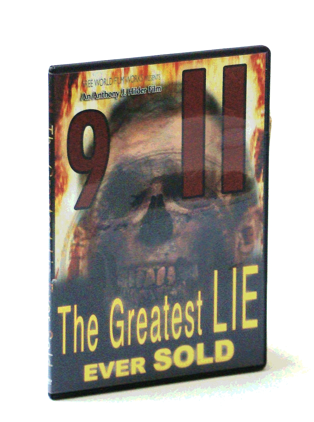 Image for 9 11 [911] The Greatest Lie Ever Sold: DVD with Protective Case