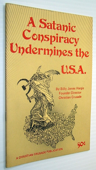 Image for A Satanic Conspiracy Undermines the U.S.A.