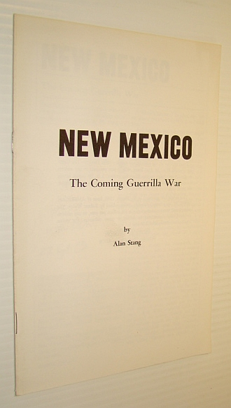 Image for New Mexico: The Coming Guerrilla War