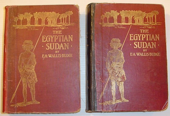 Image for The Egyptian Sudan - Its History and Monuments:  First Edition, Complete in Two Volumes