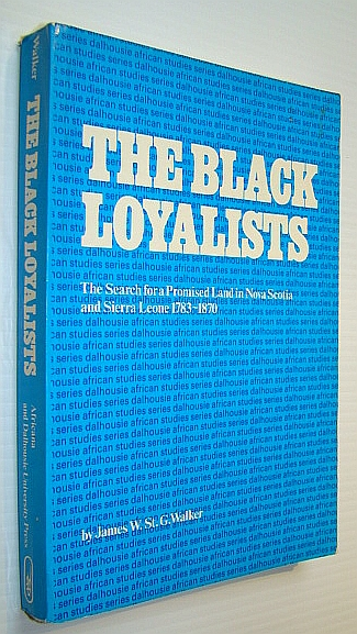 Image for The Black Loyalists