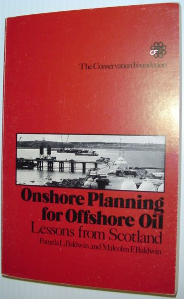 Image for Onshore Planning for Offshore Oil: Lessons From Scotland