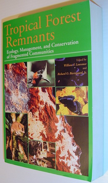 Image for Tropical Forest Remnants: Ecology, Management, and Conservation of Fragmented Communities