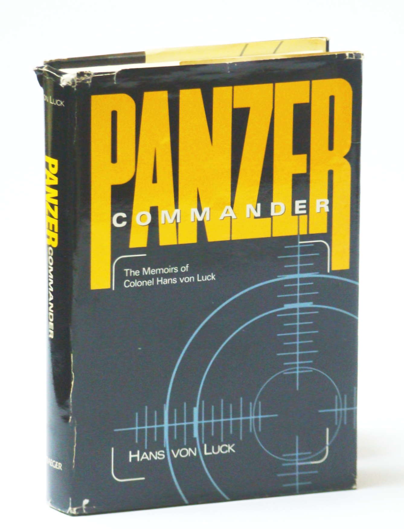 Image for Panzer Commander: The Memoirs of Colonel Hans von Luck