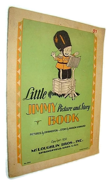 Image for Little Jimmy Picture and Story Book - No. 284