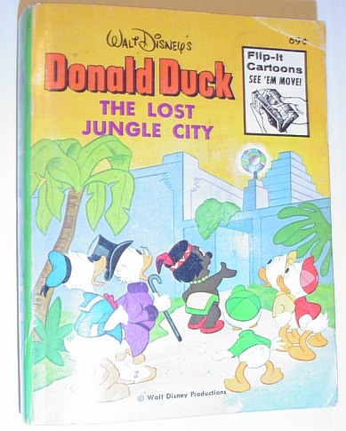 Image for Walt Disney's: Donald Duck - The Lost Jungle City