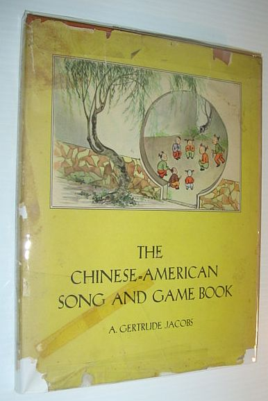 Image for The Chinese-American Song and Game Book