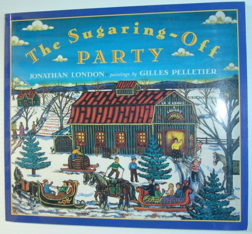 Image for The Sugaring-Off Party