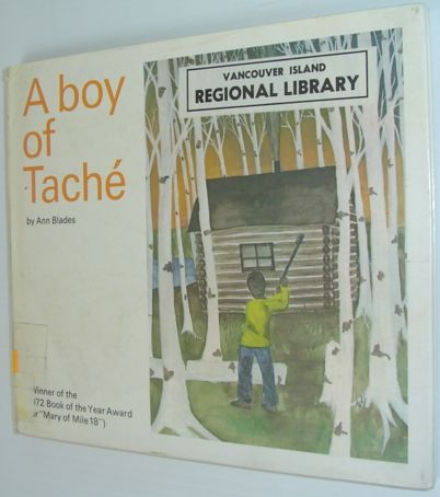 Image for A Boy of Tache