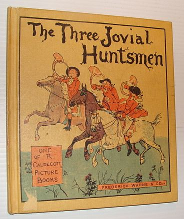 Image for The Three Jovial Huntsmen