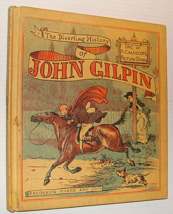 Image for The Diverting History of John Gilpin - A Caldecott Picture Book
