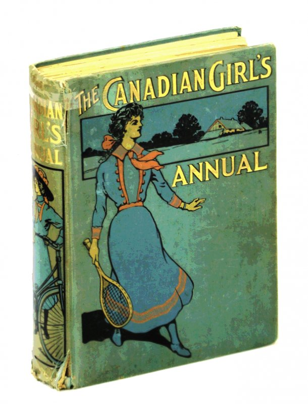 Image for The Canadian Girl's Annual