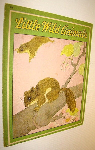 Image for Little Wild Animals (Book# 318)