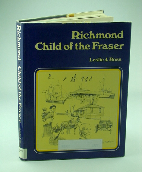 Image for Richmond, child of the Fraser