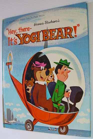 "Image for ""Hey, There - It's Yogi Bear!"""