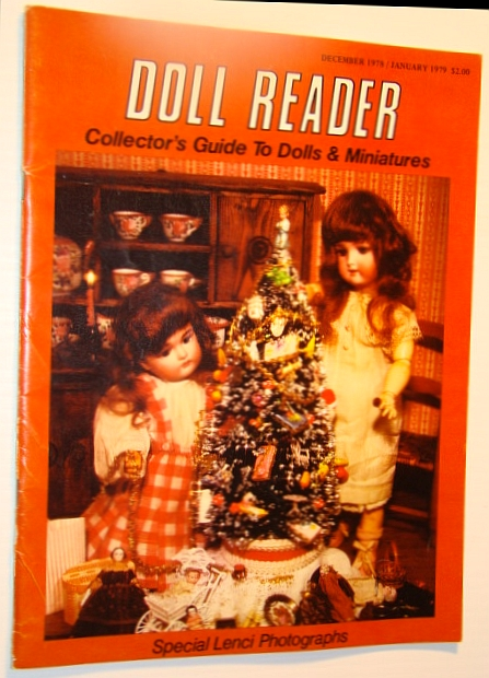 Image for Doll Reader Magazine  - Collector's Guide to Dolls & Miniature, December 1978 / January 1979 - Special Lenci Photographs