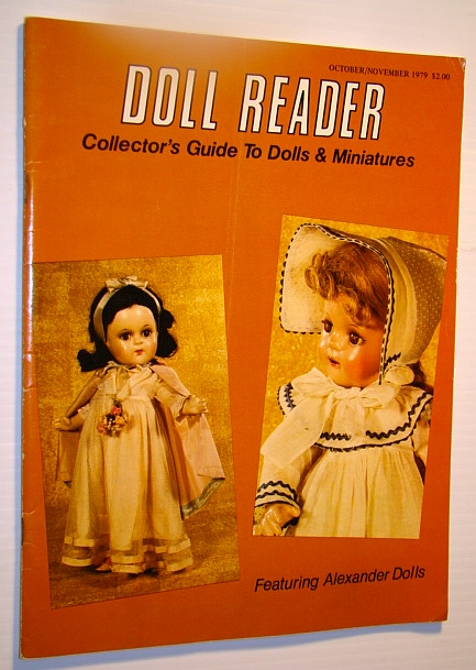 Image for Doll Reader Magazine  - Collector's Guide to Dolls & Miniature, October / November 1979 - Alexander Dolls