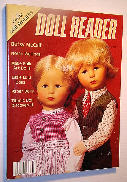 Image for Doll Reader Magazine, January 1989 - Dorothy Coleman Tribute