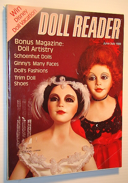 Image for Doll Reader Magazine, June / July 1989: Bonus Magazine - Doll Artistry