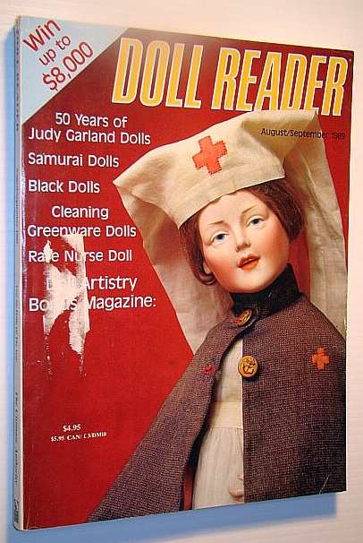 Image for Doll Reader Magazine, August / September 1989: Bonus Magazine - Doll Artistry