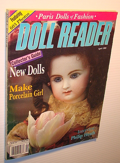Image for Doll Reader Magazine, April 1992 - Philip Heath Interview