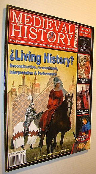 Image for Medieval History Magazine - The First Magazine Dedicated to the Medieval Era: Volume 2, Number 3, November 2004: Portrait of a Medieval Serial Killer