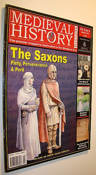 Image for Medieval History Magazine - The First Magazine Dedicated to the Medieval Era: Issue 16 (Sixteen), December 2004: The Saxons