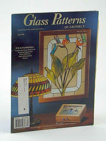 Image for Glass Patterns Quarterly, Fall 1998