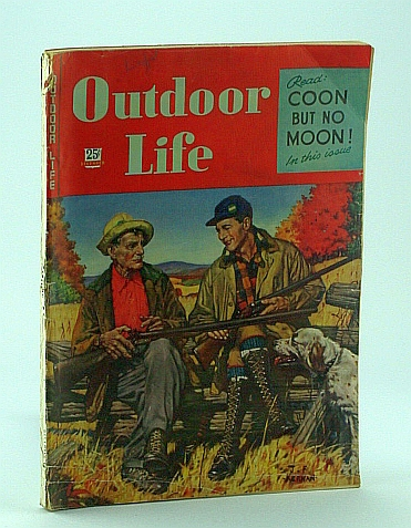 Image for Outdoor Life Magazine, December 1946: Jack O'Connor Articles
