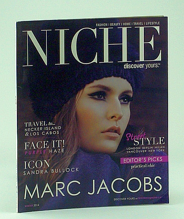 Image for Niche Magazine, Winter 2014 - Marc Jacobs