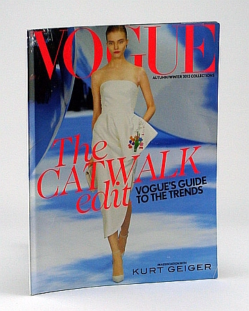 Image for Vogue (UK) - The Catwalk Edit, Autumn / Winter 2013 Collections