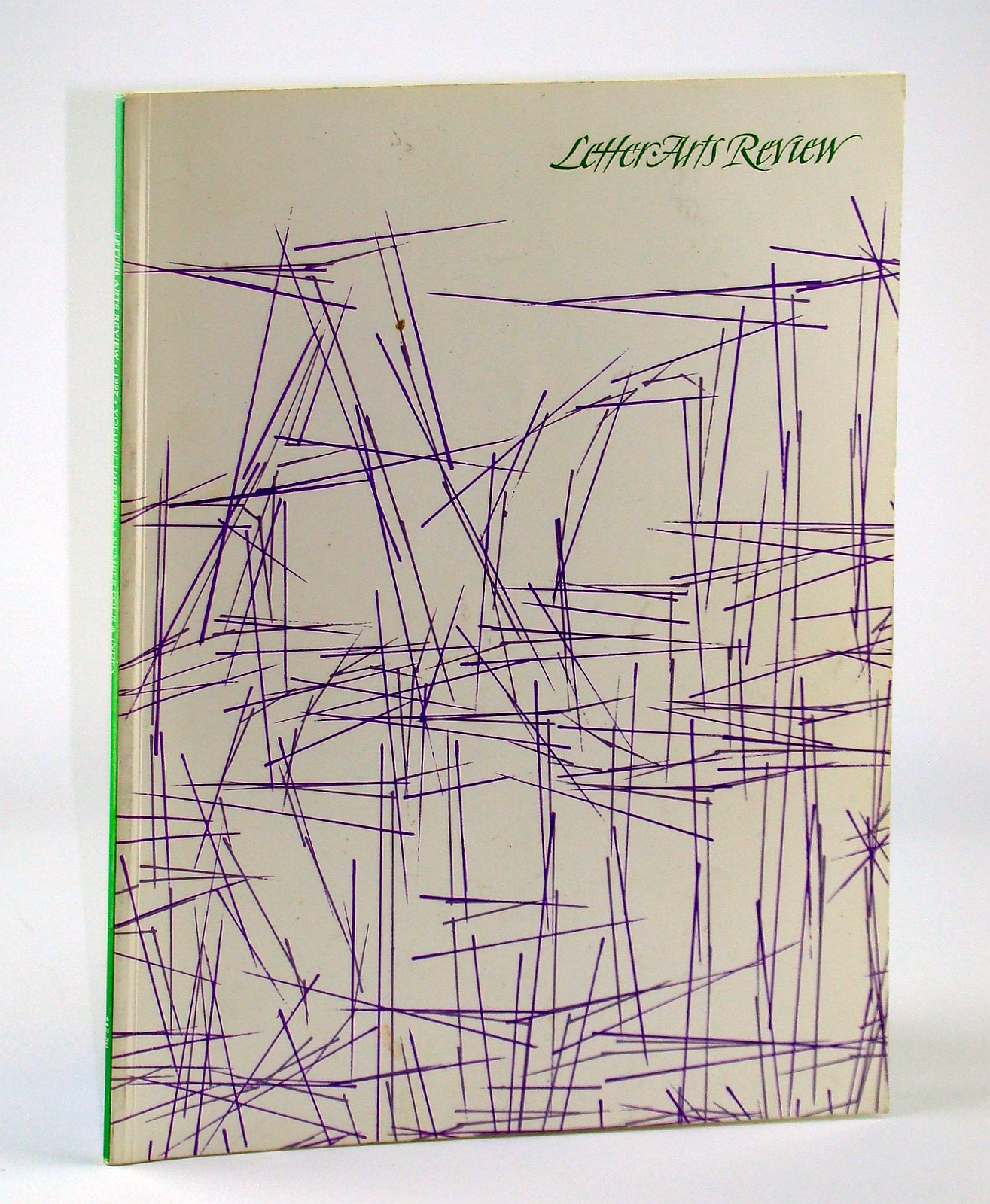 Image for Letter Arts Review, 1997, Volume 13, Number 4 - Rick Cusick