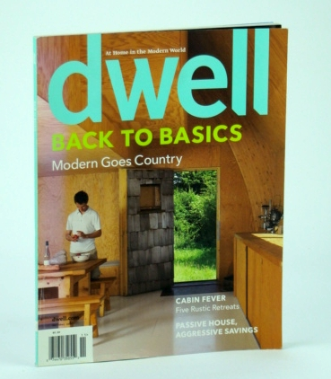 Image for Dwell Magazine - Back to Basics, November, 2009, Volume 10, Number 1