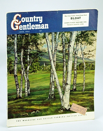 Image for Country Gentleman Magazine - The Magazine for Better Farming, Better Living, June 1952 - Now the Plants Bit Back