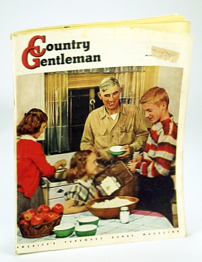 Image for Country Gentleman - America's Foremost Rural Magazine, March (Mar.) 1949 - The Newtons of Pleasant Hill Farm