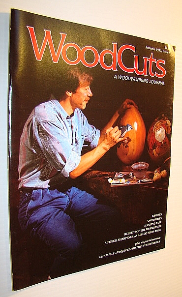 Image for WoodCuts (Wood Cuts) - A Woodworking Journal (Magazine), Autumn 1992, Issue 5
