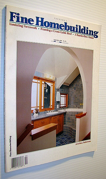 Image for Fine Homebuilding Magazine, March 1992 - No. 72: A Greene & Greene Restoration