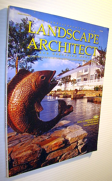 Image for Landscape Architect and Specifier News (Magazine), July 2003: Aquascapes/Water Features