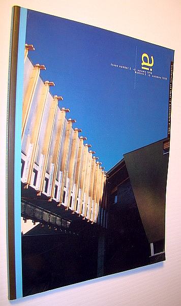 Image for Ai - Architecture and Ideas Magazine, Issue Number 2 (Two), Autumn 1998