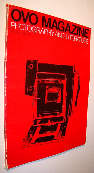 Image for OVO Magazine - Photography and Literature, Double Issue, Vol. 11, Number 44/45, 1981