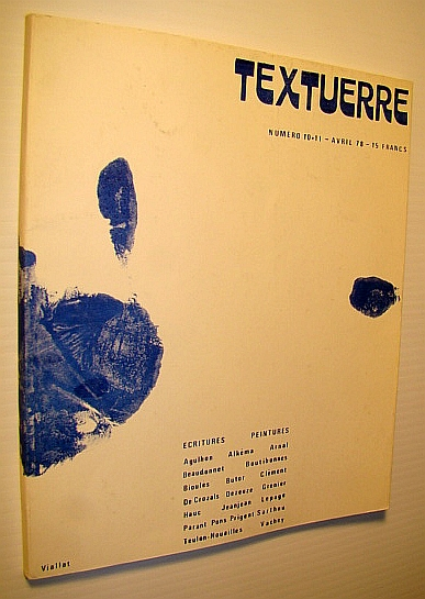 Image for Textuerre, Numero 10-11, Avril 1978