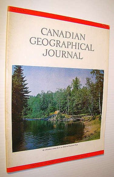 Image for Canadian Geographical Journal, July 1959 - The British on San Juan Island